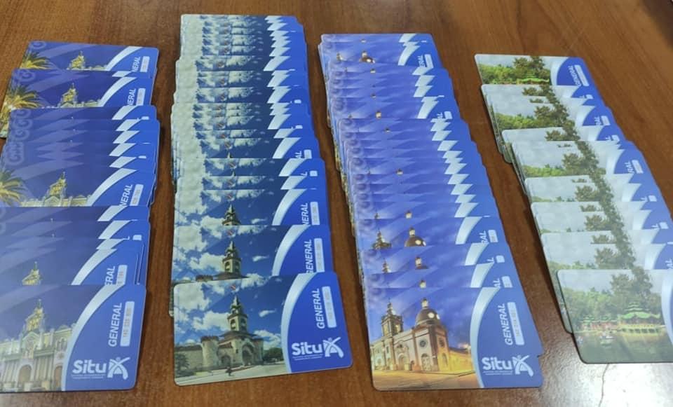 Al momento, hay 28 puntos donde se puede adquirir las tarjetas.