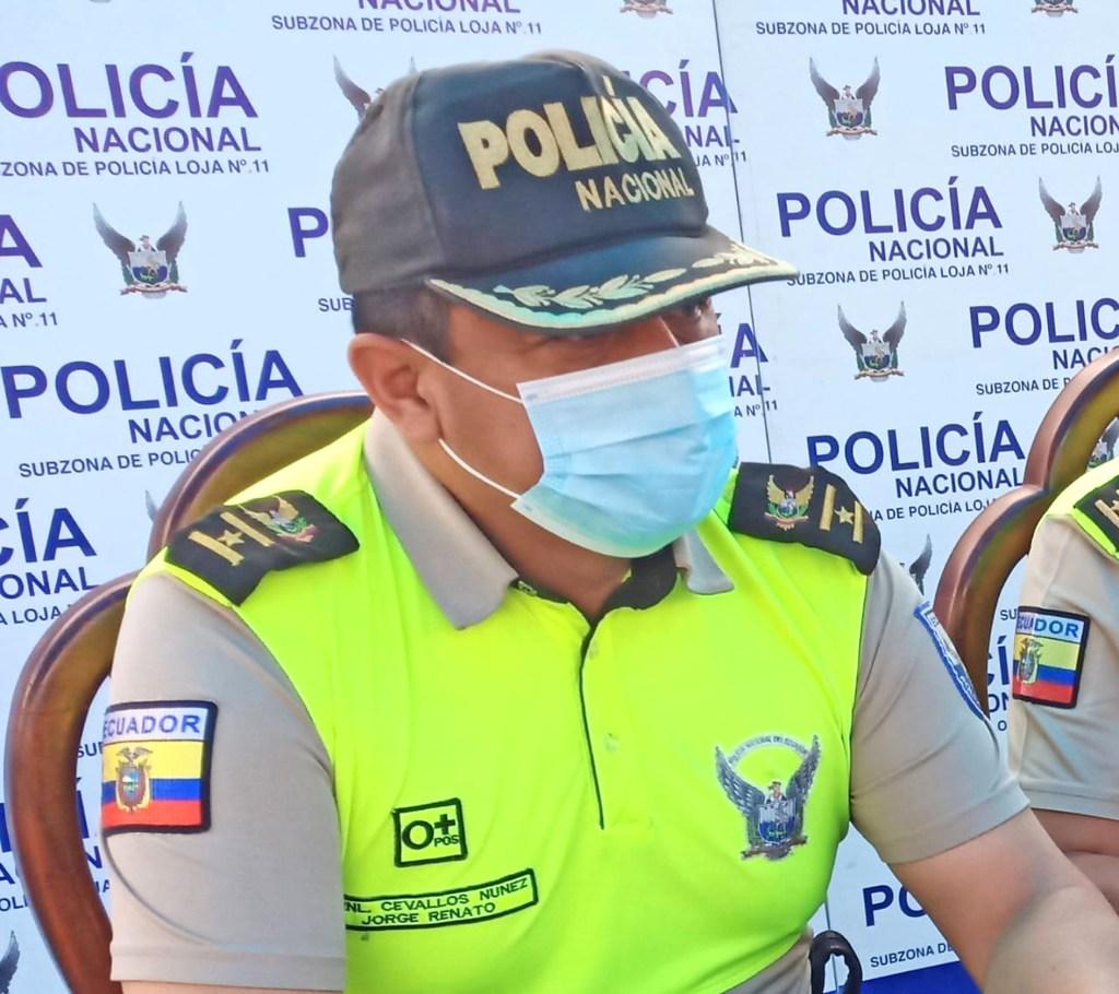 Renato Cevallos Núñez pide a la comunidad que adopte medidas de autoprotección.