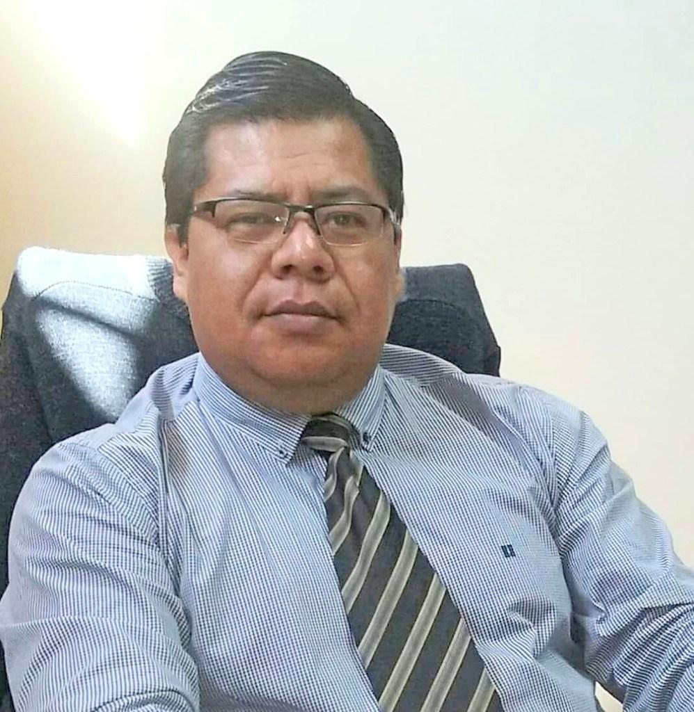 Carlos Maldonado Granda ingresó a la función judicial en julio de 2013.