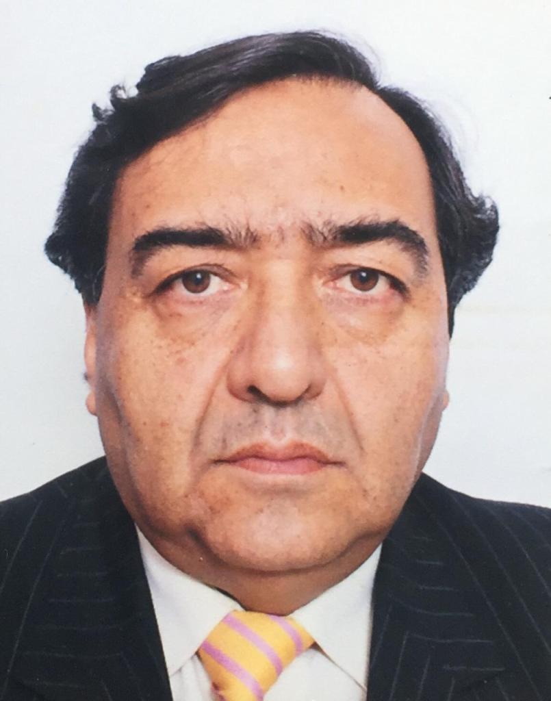 Ramón Eduardo Aguirre Castillo, presidente del núcleo de Loja de la SESP.