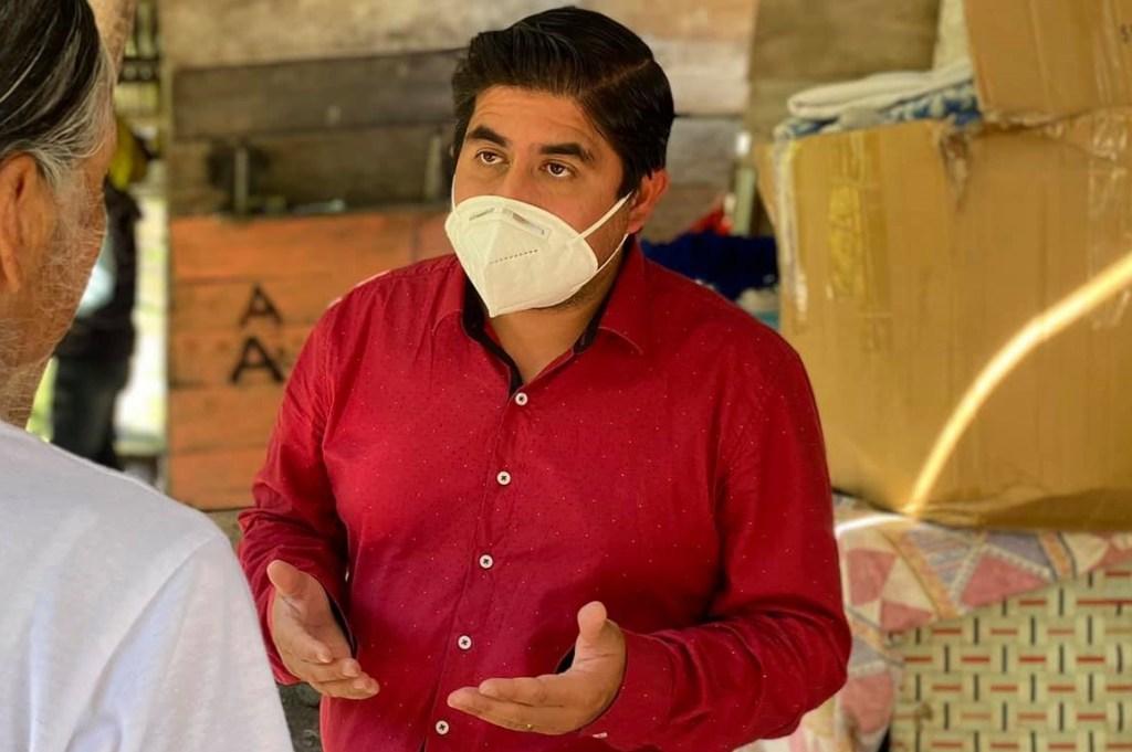 José Vicente Ordóñez, coordinador zonal 7 del MIES.