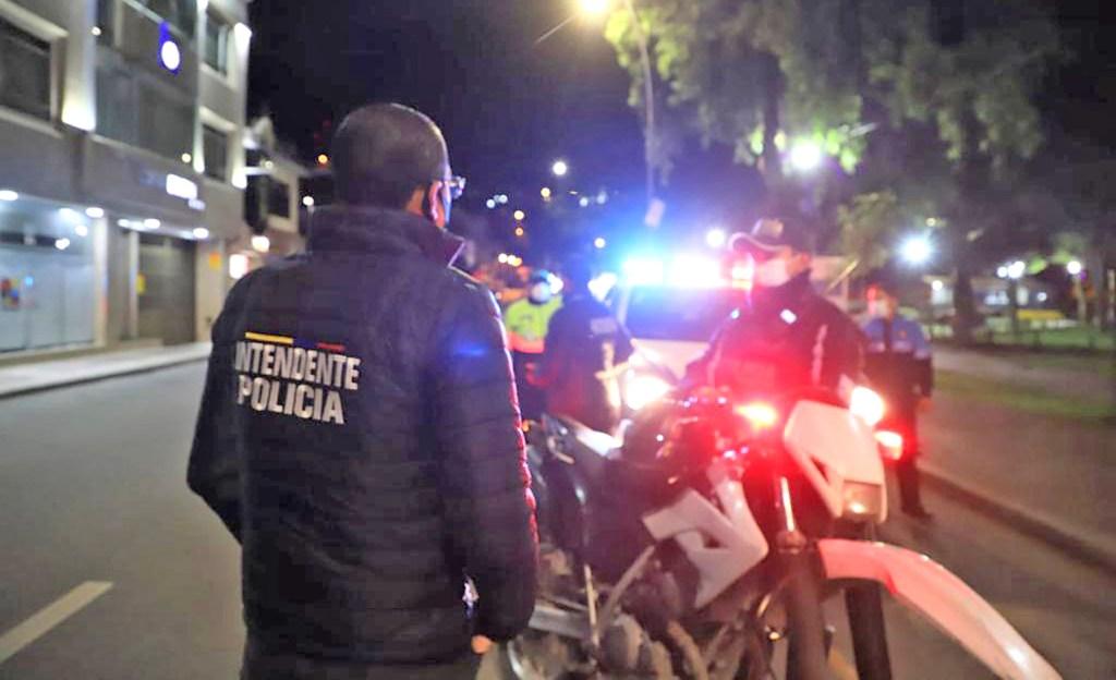 Los controles se ejecutaron en la ciudad y provincia de Loja.