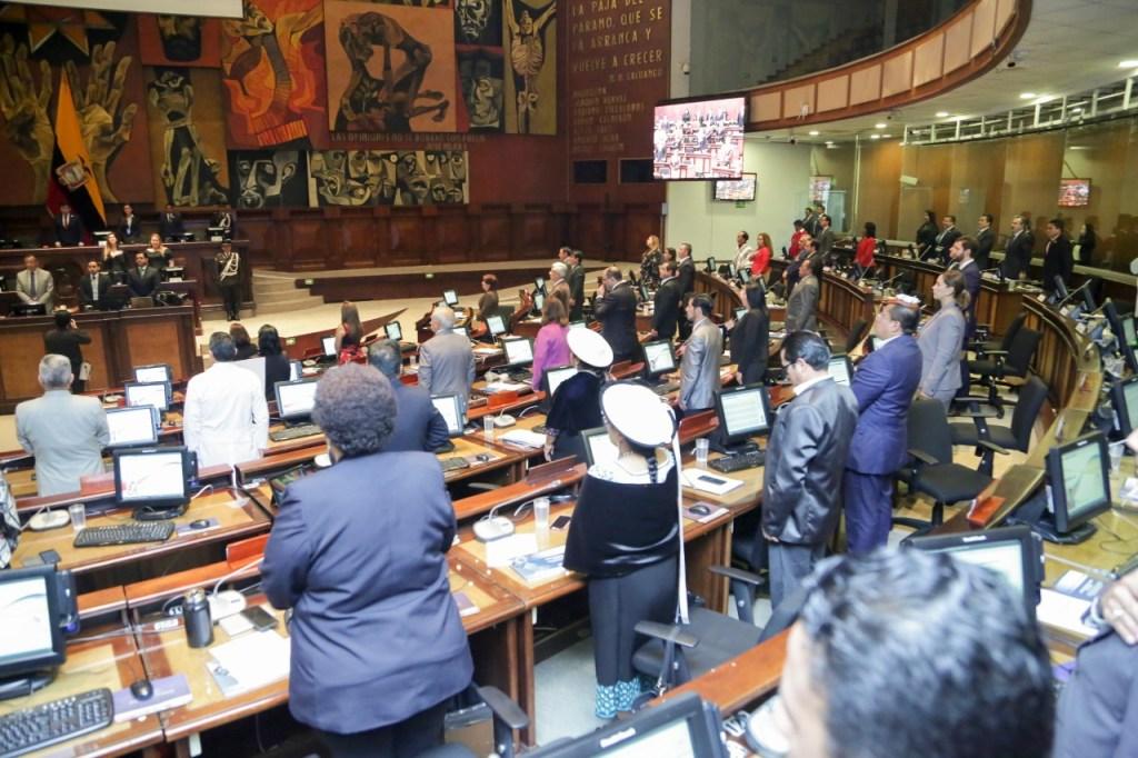 El 14 de mayo de 2021 entra en funciones la nueva Asamblea Nacional. (Foto: Flickr Asamblea Nacional)