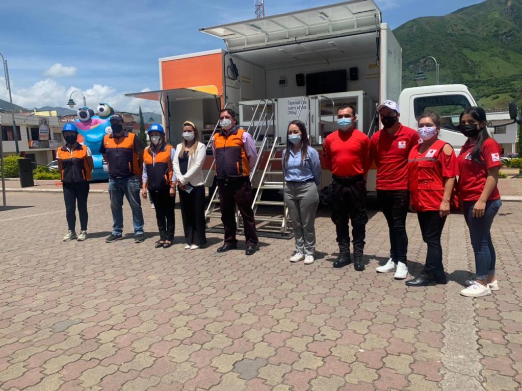 El vehículo está a disposición de los habitantes de las provincias de Loja, El Oro y Zamora Chinchipe.
