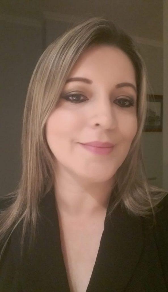 Patricia Coello León, gerente de la Agencia Zonal 7-Loja.