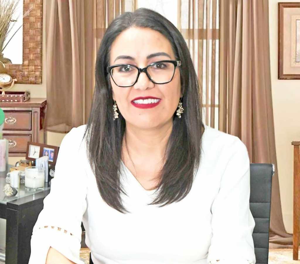 La fiscal Bella Castillo Hidalgo pasó la diligencia de forma virtual.