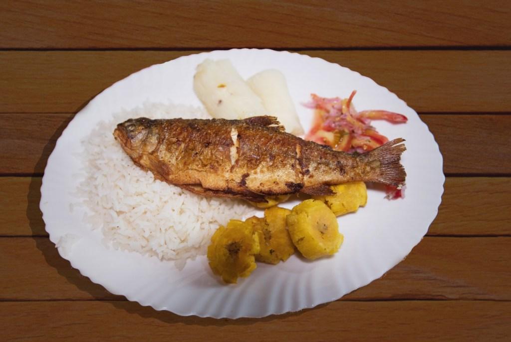 El alimento es muy nutritivo y sano.