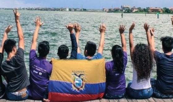 Los jóvenes del país festejan hoy su día especial.