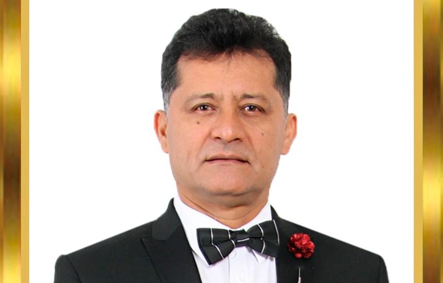 Edwin Antonio Gaona Salinas es oriundo de la parroquia San Antonio de las Aradas, en Quilanga.