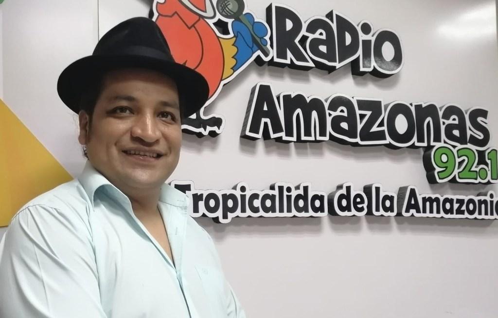 Rogelio Andrade Minga realizó estudios superiores en el extranjero.