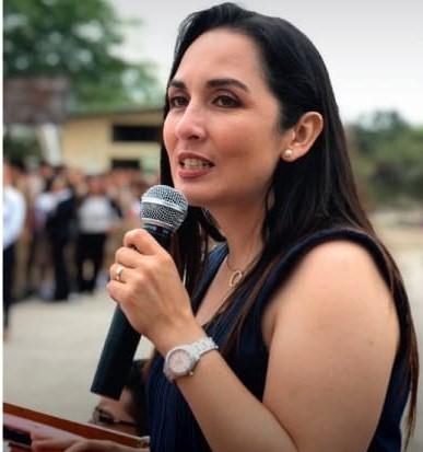 Magda Salazar González, coordinadora zonal 7 de Educación.