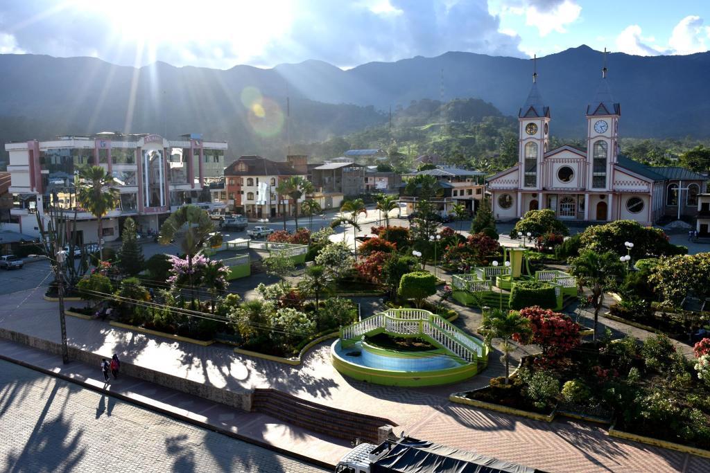 El cantón El Pangui fue el segundo de Zamora Chinchipe en regresar a semáforo rojo.