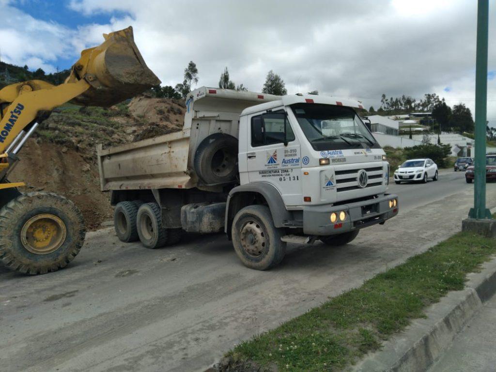 Se debe realizar un trabajo urgente en el sector, por el nivel de tráfico.