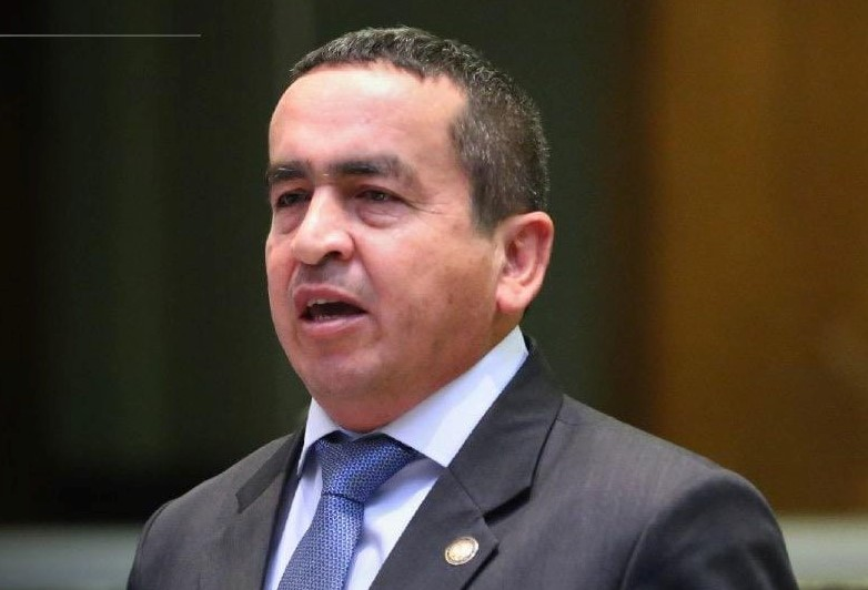 Elio Peña, asambleísta de Zamora Chinchipe.