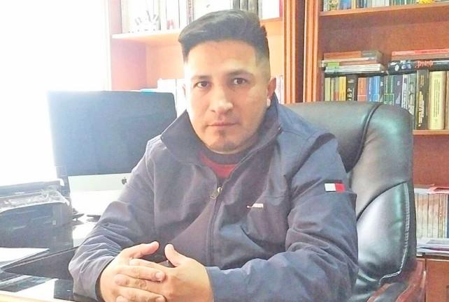 Luis Tapia Montesdeoca recuerda que el juicio anterior duró un mes y supone que ahora durará lo mismo.