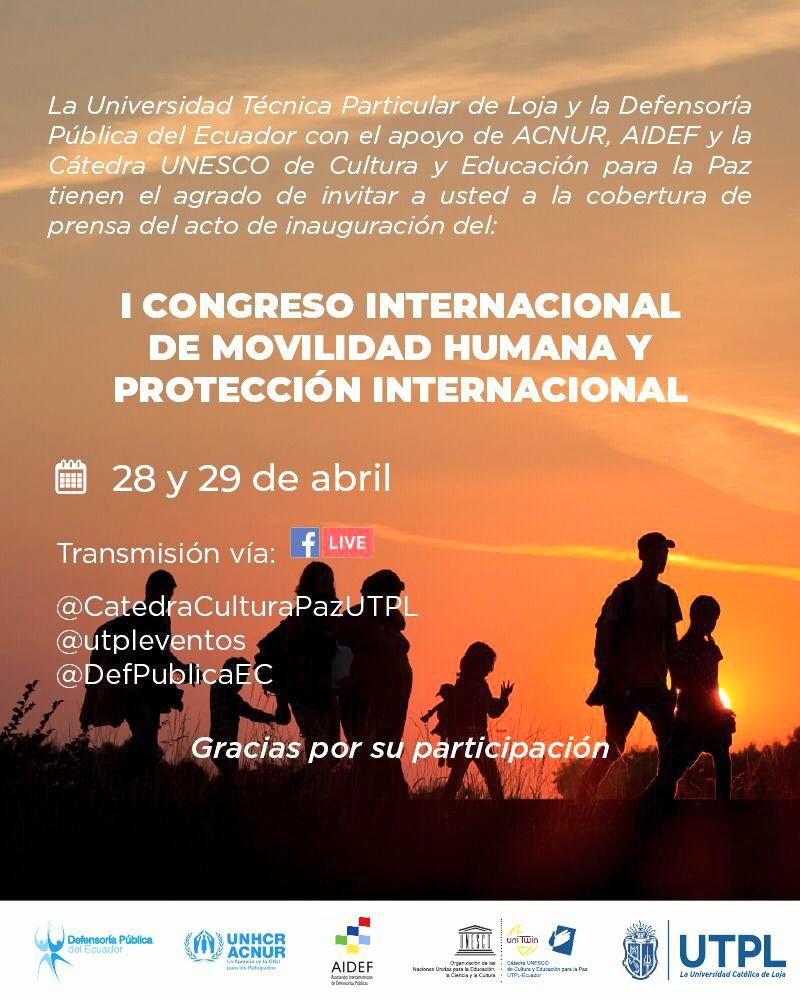 El afiche promocional del evento, que es gratuito.
