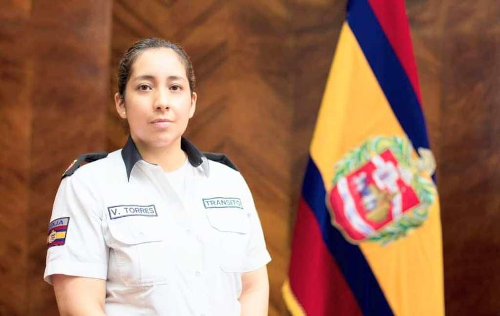 Victoria Torres Pereira pertenece a la primera promoción de agentes civiles.