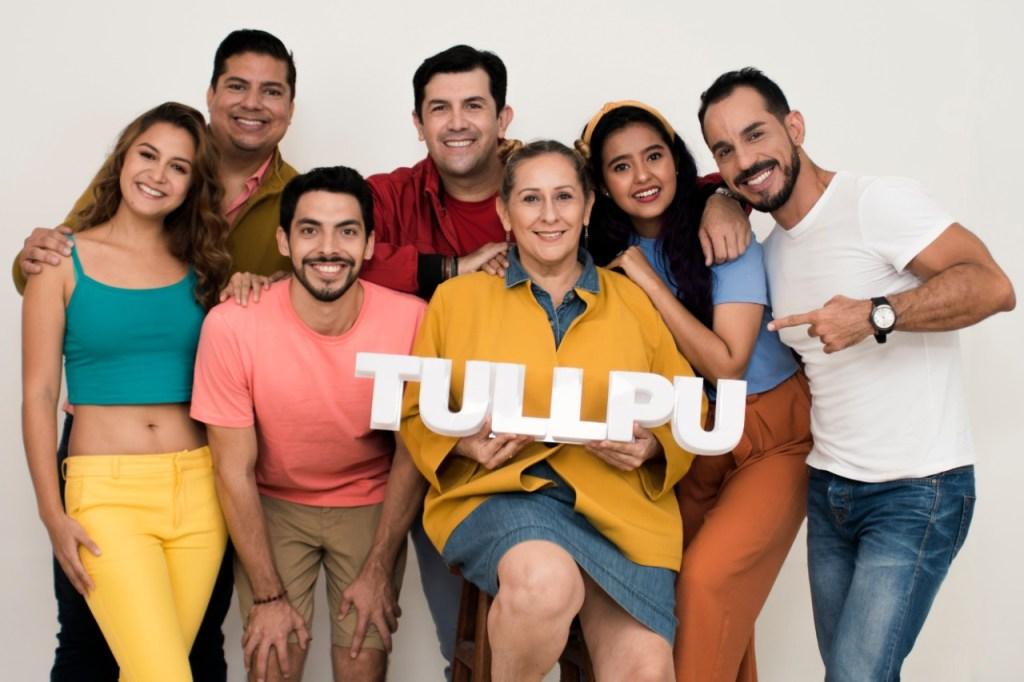 El proyecto Tullpu reúne a unas 22 personas, entre niños jóvenes y adultos.