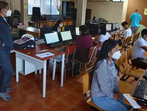 Hay preocupación porque algunos alumnos piensan que ya no deben rendir dicha prueba. (FOTO INTERNET)