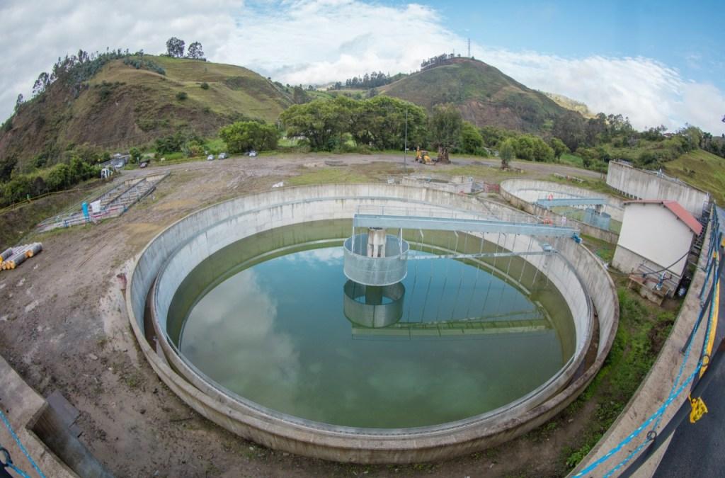 No se conoció fecha exacta del inicio del inicio de pruebas con el ingreso de agua a la Planta.