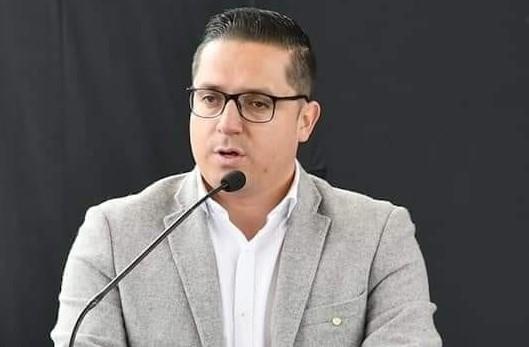 Jhimmy Toledo, segundo vicepresidente de la ID en Loja.