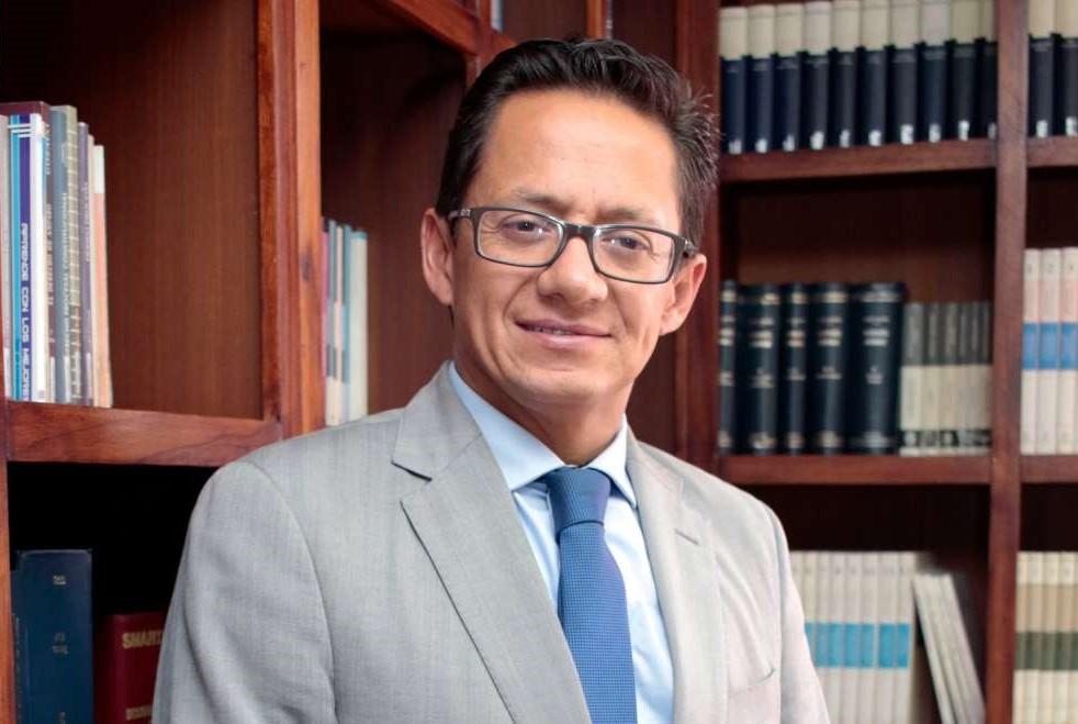 Freddy Carrión Intriago actualmente está detenido.