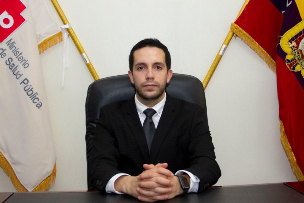 Andrés Hidalgo Eguiguren dice que contó con todo el apoyo de su familia para desempeñar el cargo de coordinador zonal 7.