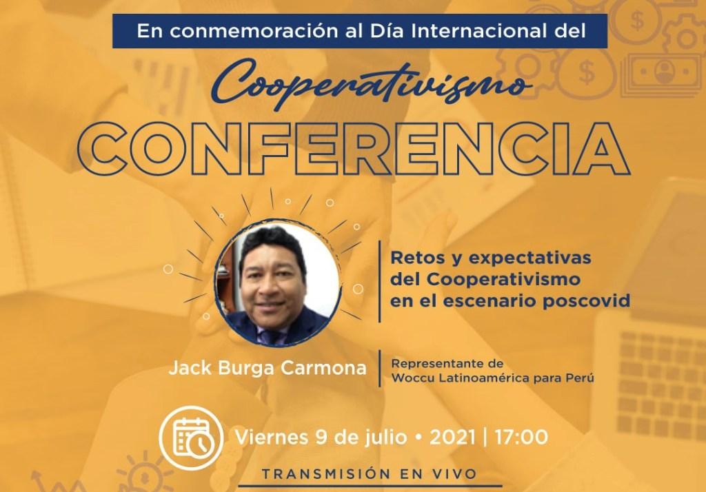 Este viernes 9 de julio, a las 17:00, habrá una conferencia que se trasmitirá por Facebook.