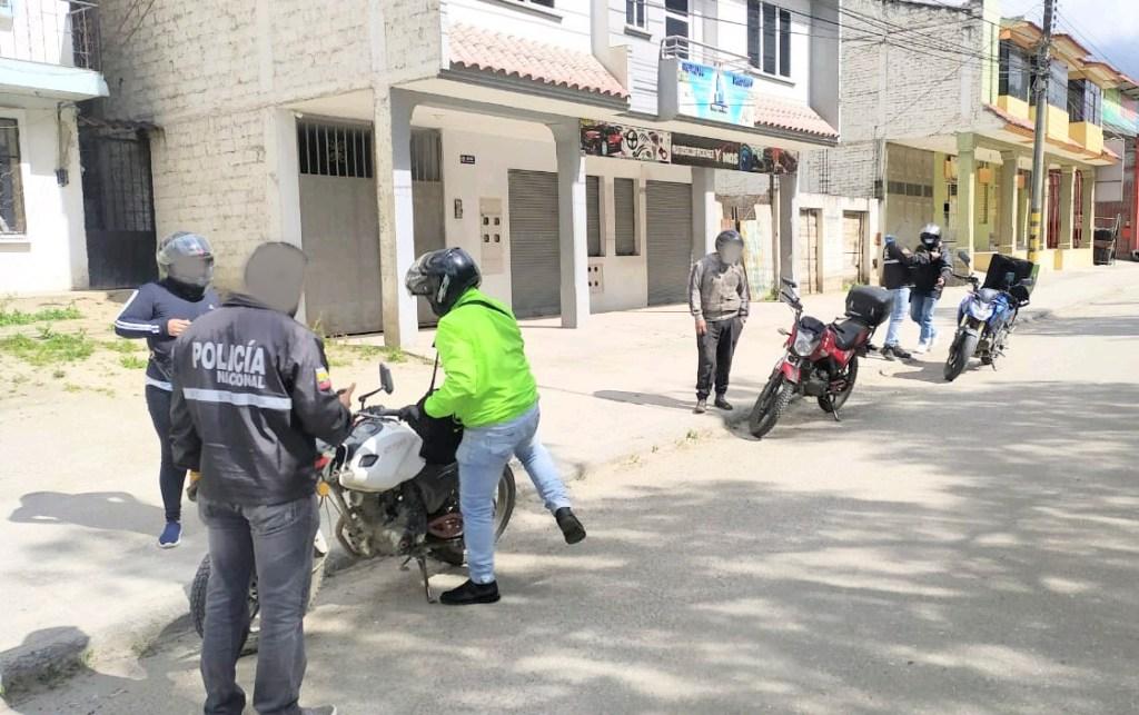 Las motocicletas están en el centro de retención vehicular de la Policía Judicial e Investigaciones.