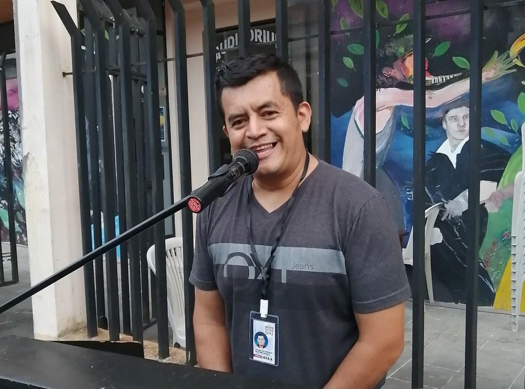 Jhamilton Martínez estará al frente de la CCE de Zamora Chinchipe durante los próximos cuatro años.