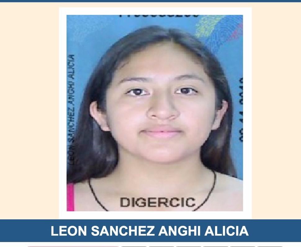 La Fiscalía de Loja designó a un agente de la Dinased para que recabe datos sobre la desaparición. El afiche sobre la desaparición.