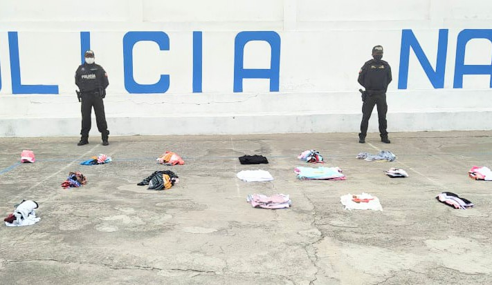 El operativo se realizó en Catamayo, el último viernes.