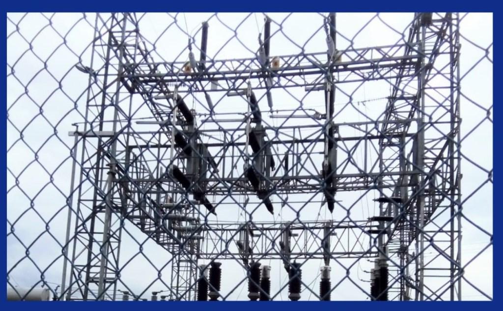 La energía eléctrica se restableció luego de varios minutos.