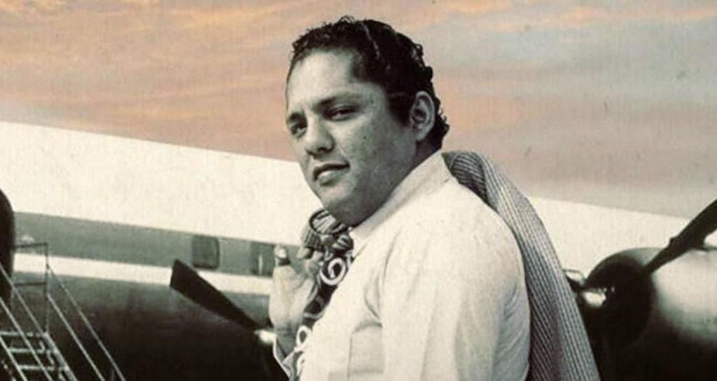 Julio Jaramillo Laurido es el referente del pasillo en el Ecuador. (Fotografía cortesía https://gladyspalmera.com)
