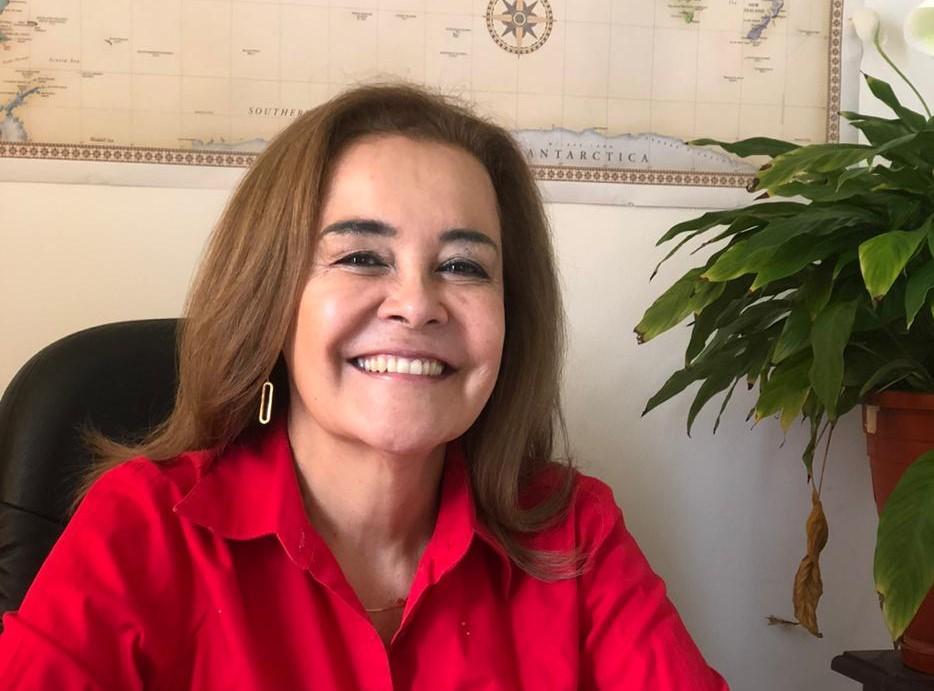 Martha Lucía Buenaventura impulsa la alfabetización de salud en Ecuador.