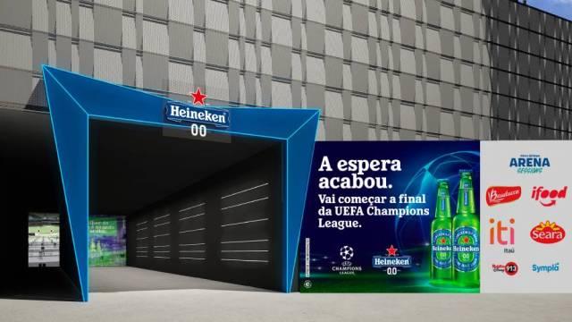 Heineken Final Champions