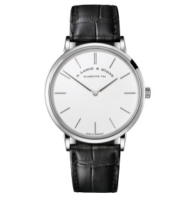 ALS Saxonia Thin - White Gold