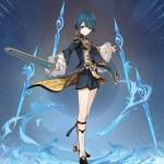 Guía de construcción y personajes de Genshin Impact Xingqiu