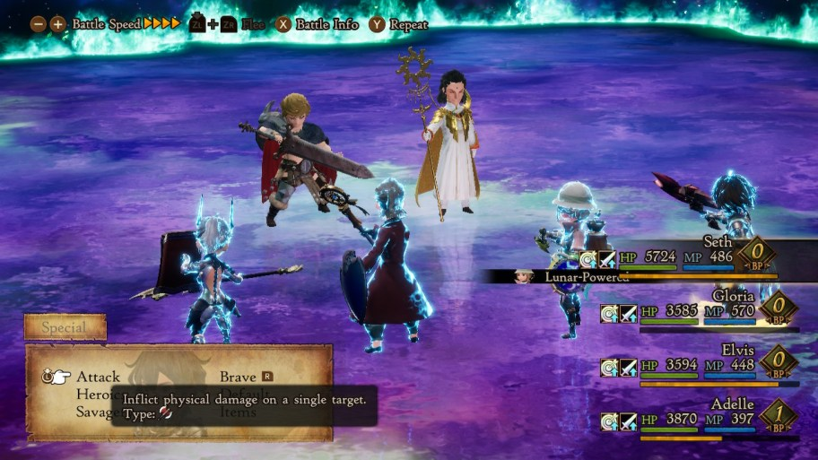 Bravely_Default_2_Helio_and_Gladys_fight