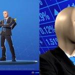 """Fortnite: Cómo obtener la piel Diamond Hanz de """"Stonks"""""""