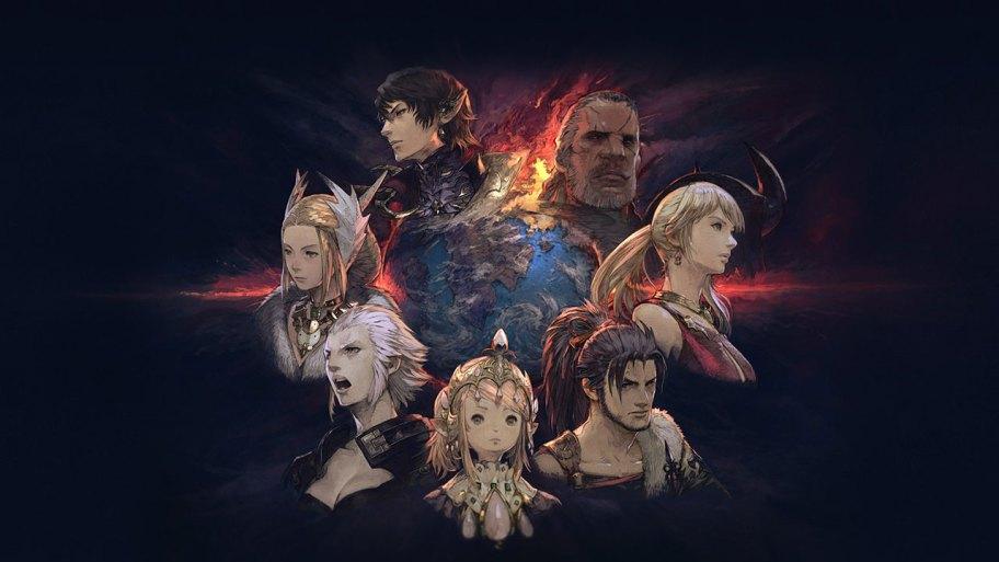 Notas del parche de la actualización 5.5 de Final Fantasy