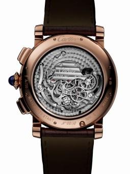 Cartier Rotonde Chronograph Tourbillon Reverso