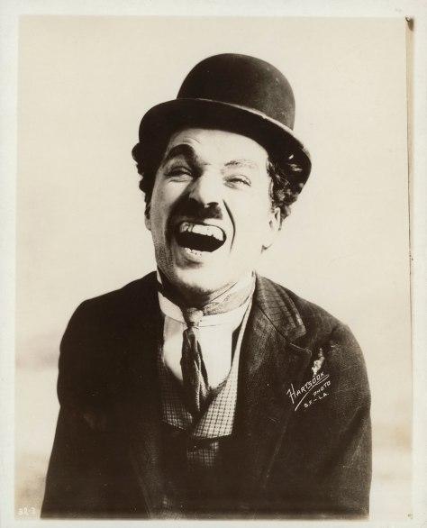 "Charles Chaplin ""Charlot"""