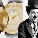 Jaeger-LeCoultre se asocia con Chaplin's World; repasamos los relojes del actor