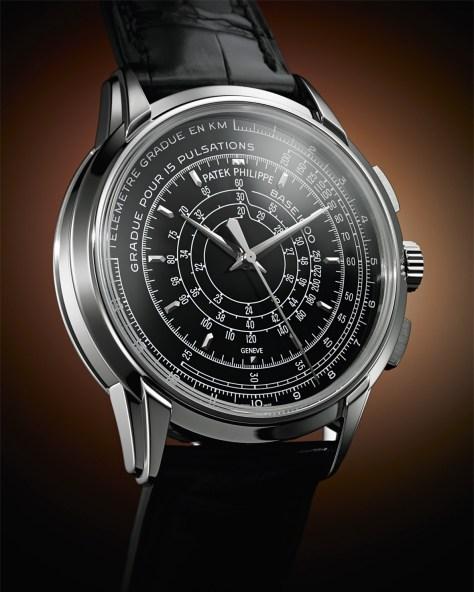 Patek Philippe Multi Scale Chronograph platino