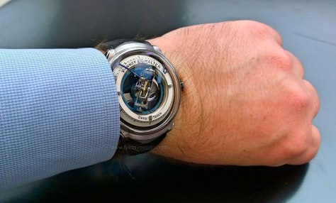 Deep Space Tourbillon - Vianney Halter