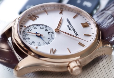 Frederique Constant Horological Smartwatch - detalle