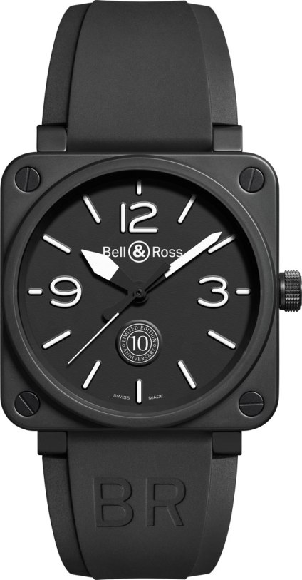 Bell and Ross BR 01 10th Anniversary