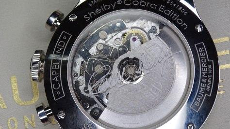 Capeland Shelby Cobra Edición limitada calibre