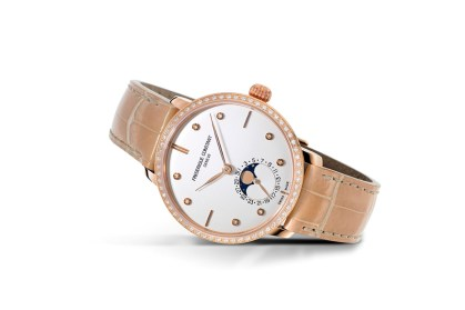 Slimline Moonphase Manufacture For Women perfil